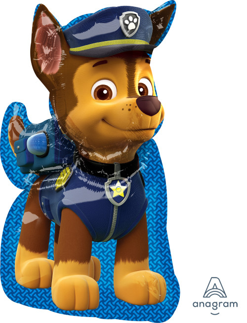 Paw Patrol Chase Foil Balloon (31inch)