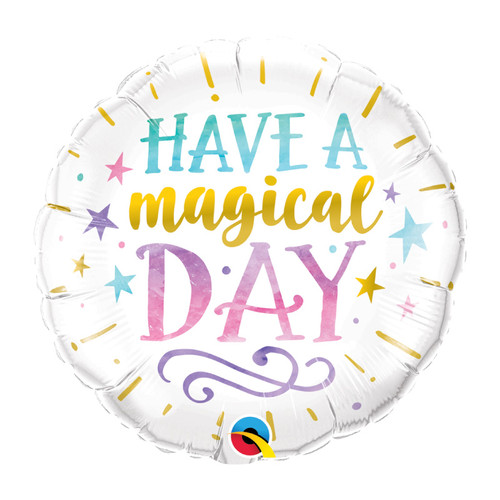 Have A Magical Day Foil Balloon (18inch)