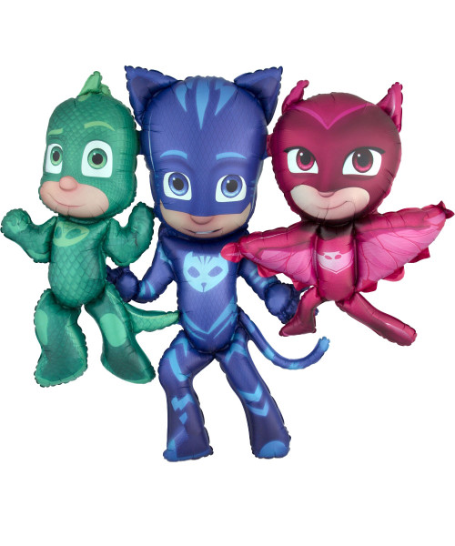 [Party: PJ Masks] Jumbo PJ Masks Airwalker Balloon (57inch)