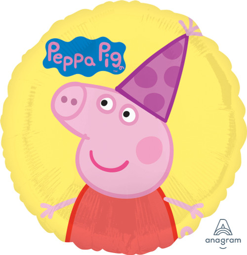 Peppa Pig Foil Balloon (18inch)