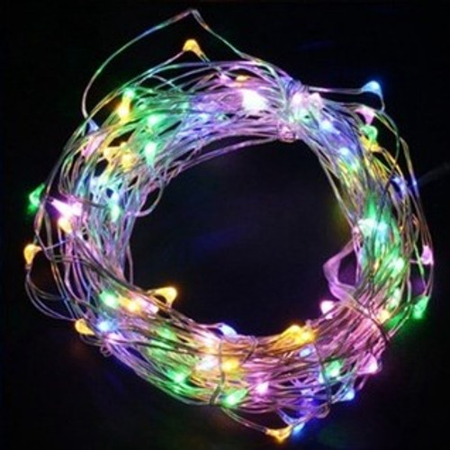 Colorful Micro LED String Lights - 3meter