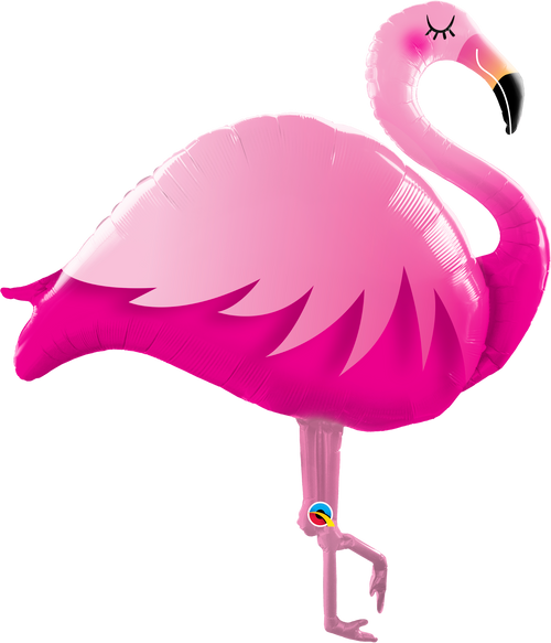 Pink Flamingo Foil Balloon (46inch)