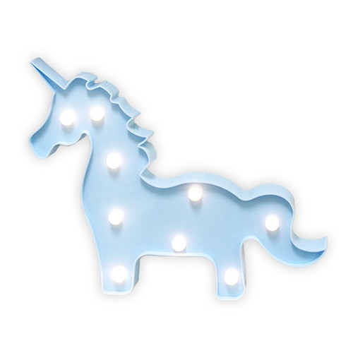 LED Marquee Light - Unicorn