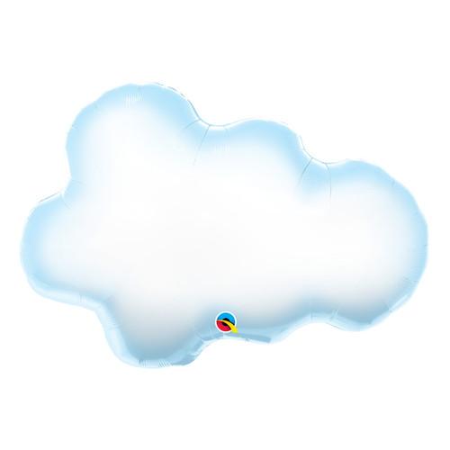 Puffy Cloud Foil Balloon (30inch)