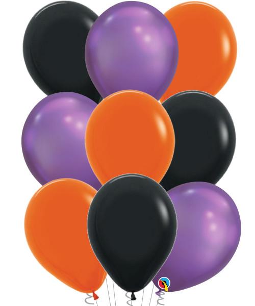[Halloween] Halloween Balloon Cluster -  Trick or Treat