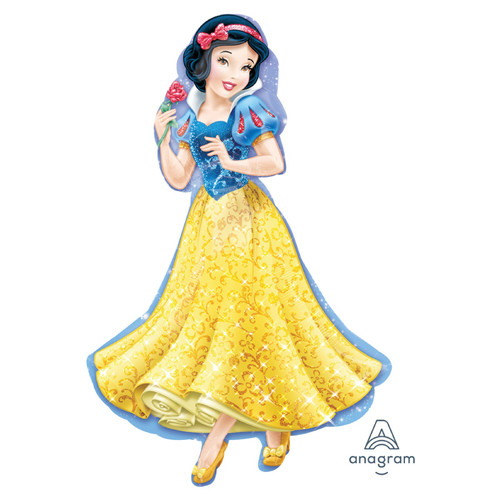 Princess Snow White Foil Balloon (37inch)