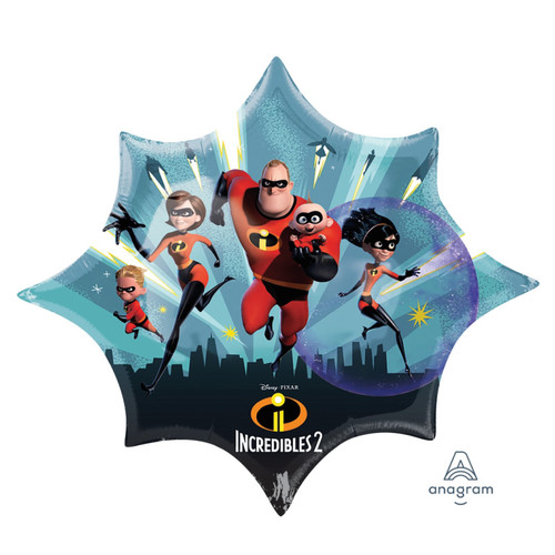 The Incredibles 2 Foil Balloon (35inch)