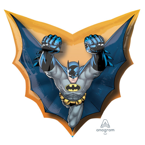 Batman Cape Shape Foil Balloon