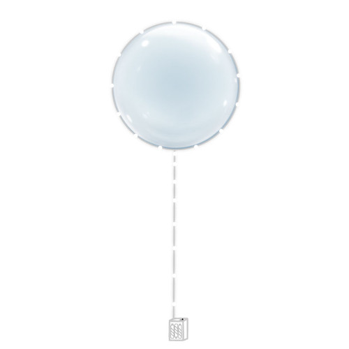 "22"" Confession Balloon 告白气球 with White LED Lights"