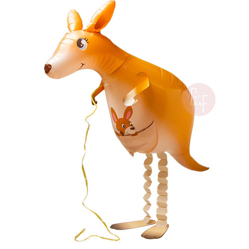 Walking Pet Balloon - Kangaroo