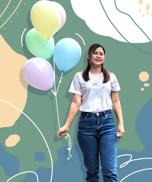 "12"" Standard Macaron Pastel Matte Round Latex Balloon (5 Colors)"