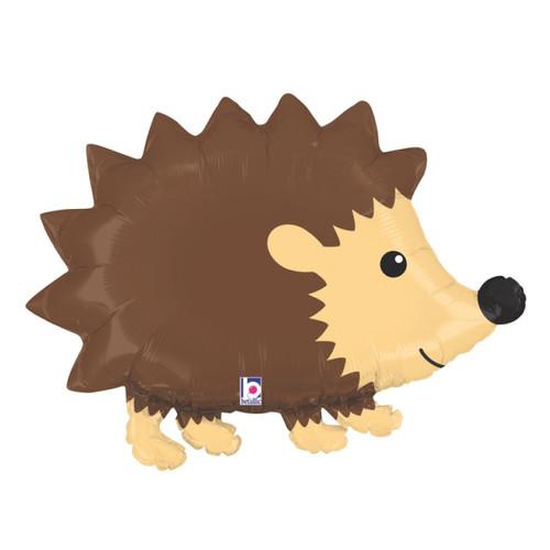 [Animal] Woodland Hedgehog Foil Balloon (30inch)