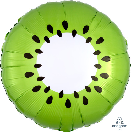 Tropical Kiwi Foil Balloon (17inch)