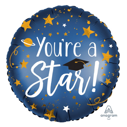 You're a Star Foil Balloon (18inch)
