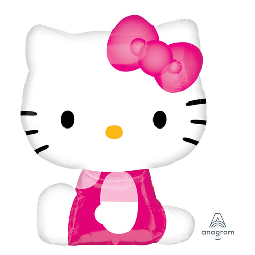 Hello Kitty Side Pose Foil Balloon (27inch)