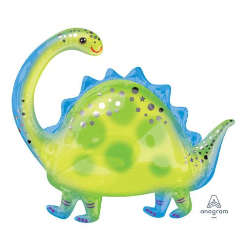 Brontosaurus Foil Balloon (32inch)