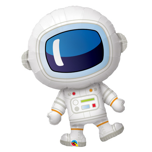 [Astronaut/Space] Adorable Astronaut Foil Balloon (37inch)