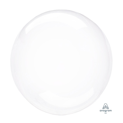 "[Crystal Clearz] 18""/45cm Crystal Clearz Bubble Balloon - Transparent"