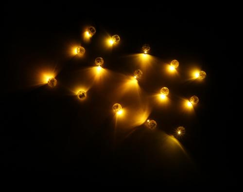Mini LED Light Ball - Warm White