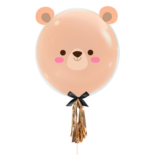Lovely Brown Bear Balloon(20inch)