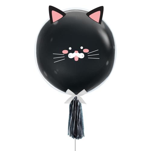 Purr like a Kitty Cat Balloon(20inch)