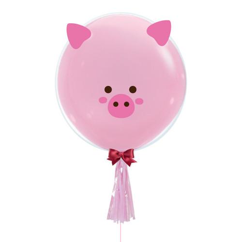 Little Miss Piglet Balloon (20inch)