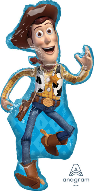 [Toy Story 4] Woody Foil Balloon (44inch)
