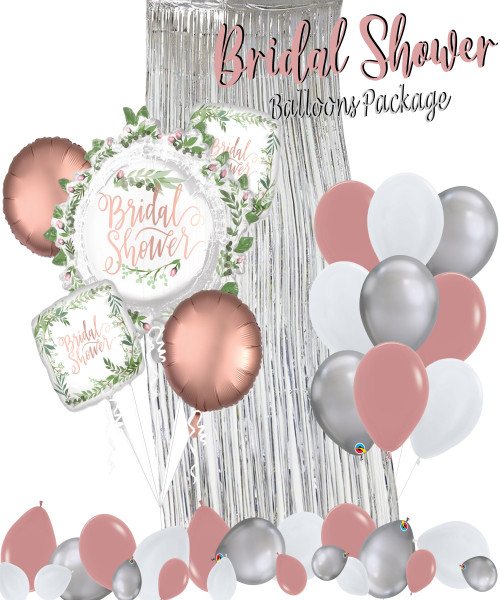 Bridal Shower Balloon Package