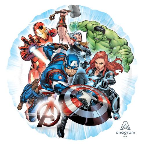 Avengers Team Foil Balloon (18inch)