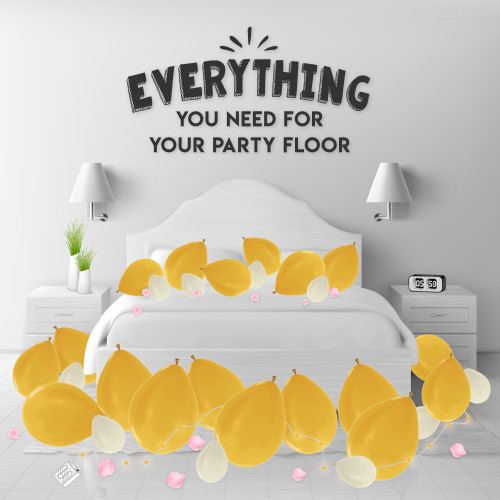 Everything You Need For Your Party Floor