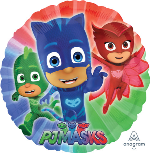 PJ Masks Foil Balloon (17inch)
