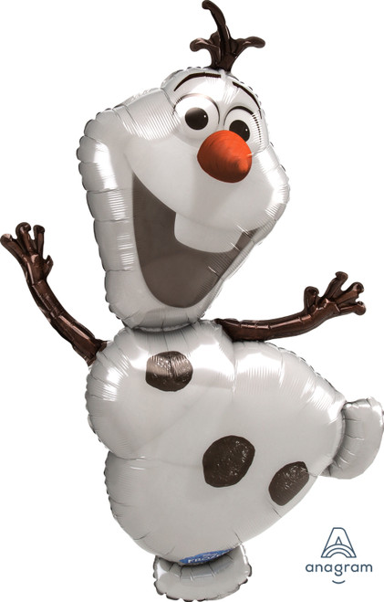 [Party: Frozen] Disney Frozen Olaf Foil Balloon (41inch)