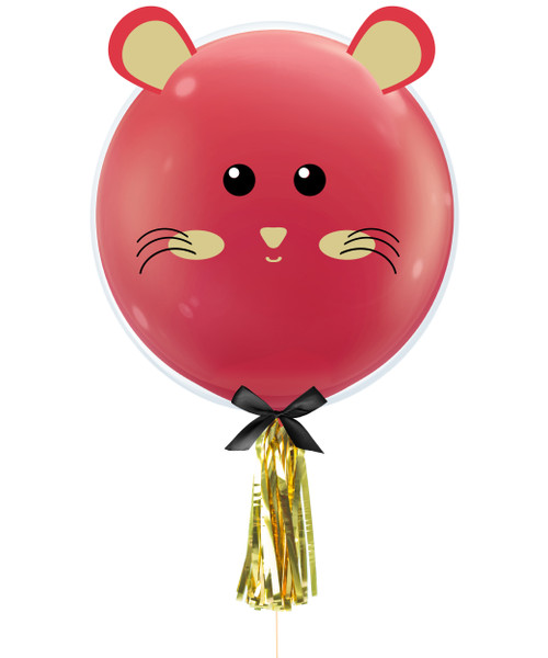 [CNY 2020] Year of Rat 2019 Balloon (20inch)
