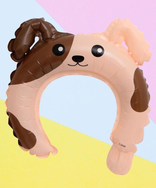 Trendy Animal Balloon Headband - Little Puppy