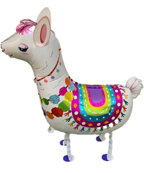 Walking Pet Balloon - Llama