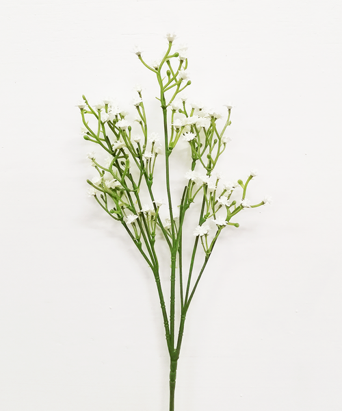 Artificial Baby Breath - White