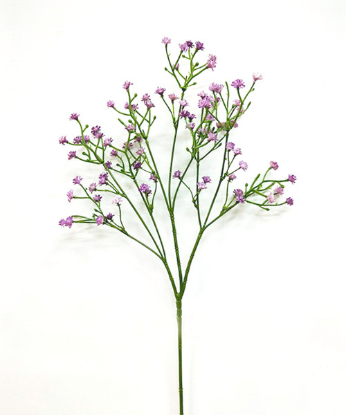 Artificial Baby Breath - Lavender Purple