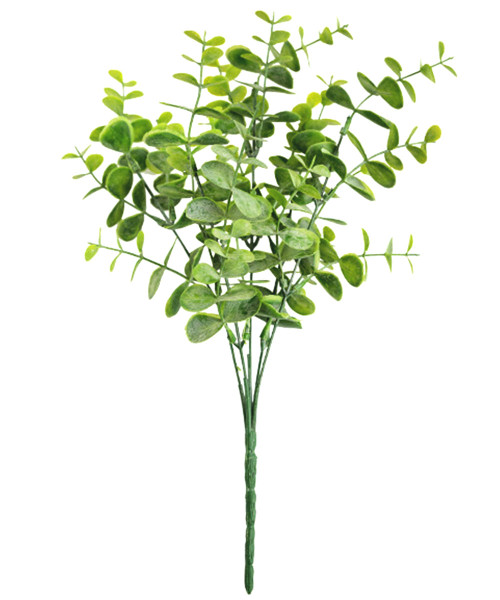 Artificial Nordic Eucalyptus Leaves - Green
