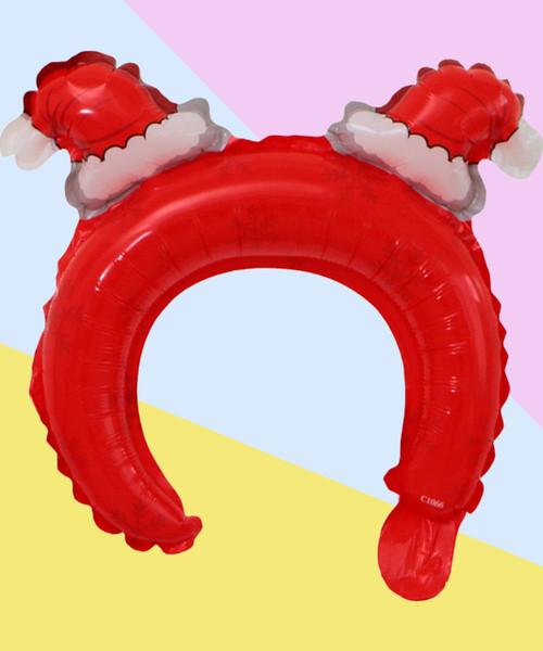 Trendy Halloween Balloon Headband - Christmas Hat