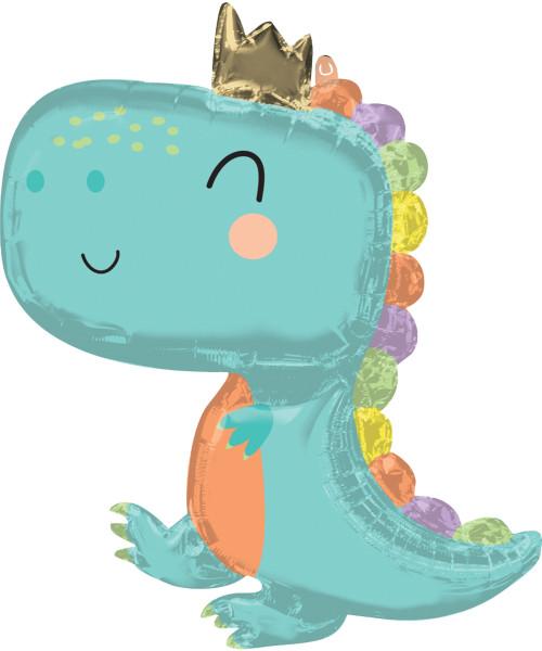 [Dinosaur] Babysaurus Foil Balloon (31inch)