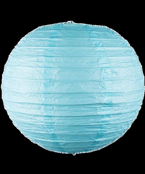 Paper Lantern (20cm) - Baby Blue