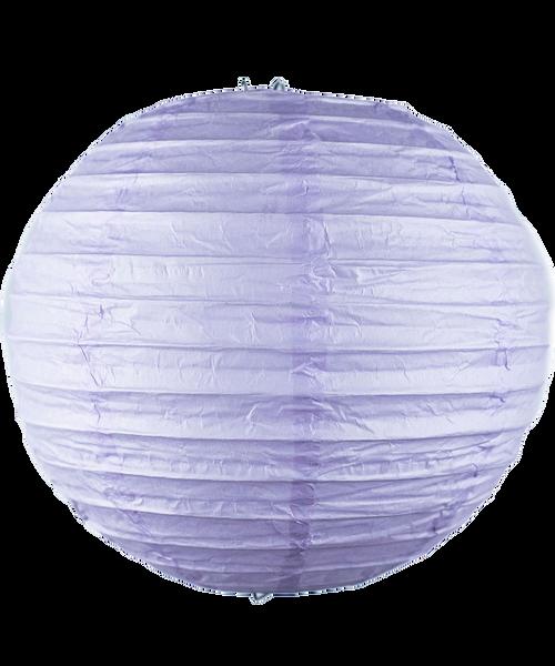 Paper Lantern (20cm) - Lavender Purple