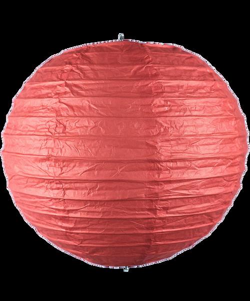 Paper Lantern (20cm) - Red