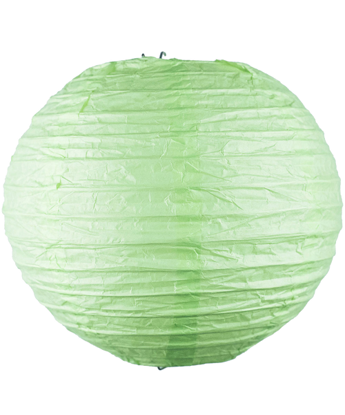 Paper Lantern (30cm) - Apple Green