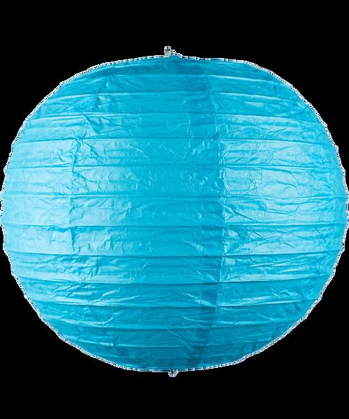 Paper Lantern (30cm) - Sky Blue