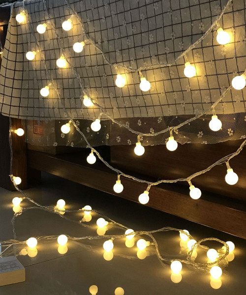 Bulbs LED String Lights (3meter) - Warm
