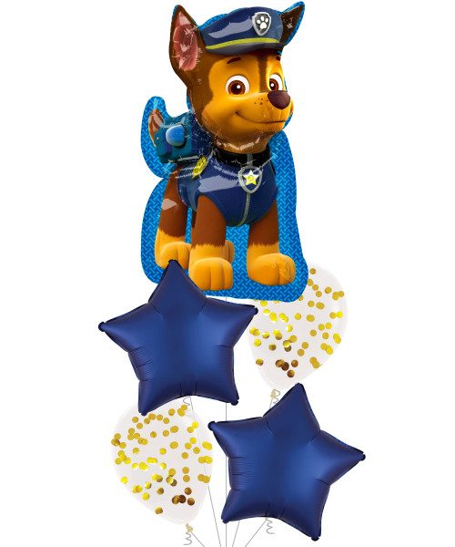 [Paw Patrol] Paw Patrol Chase to the Lookout Balloons Bouquet