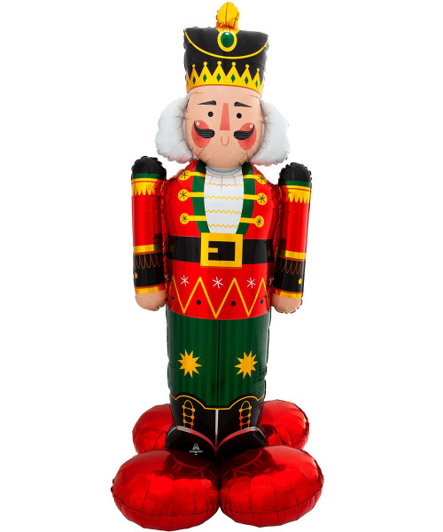 [Merry Christmas] Nutcracker Greeter Airloonz (61inch)