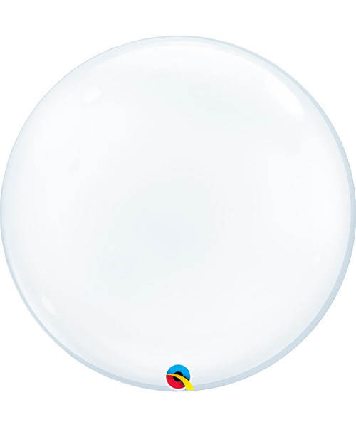 "16"" Crystal Clear Bubble Balloon"