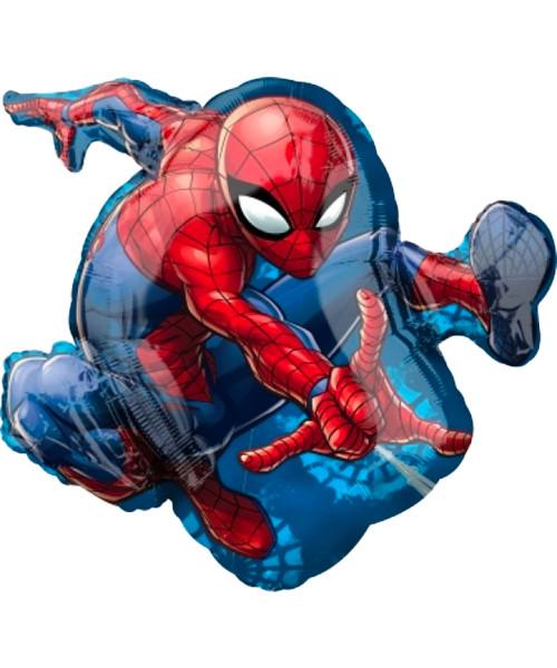 [Spider Man] Spider Man Foil Balloon (29inch)